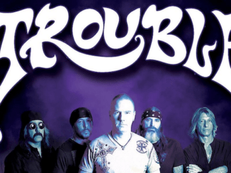 Doom Legends Trouble Announce June 2021 UK Tour