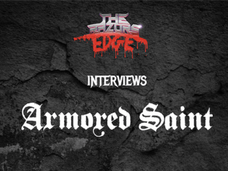 Interview: Joey of Armored Saint