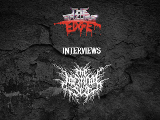 Interview: Dean of The Infernal Sea