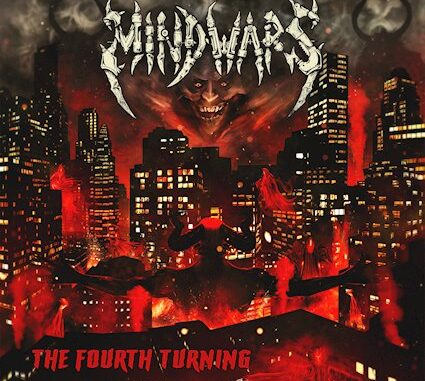 Album Review: Mindwars - The Fourth Turning