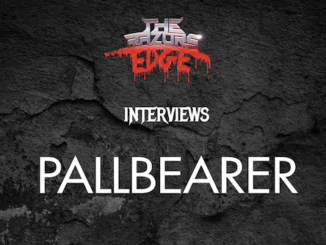 Interview: Brett of Pallbearer