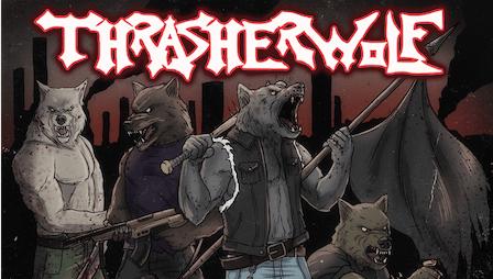 Album Review: Thrasherwolf - We Are Revolution