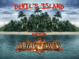DEVIL'S ISLAND featuring Unleash The Archers