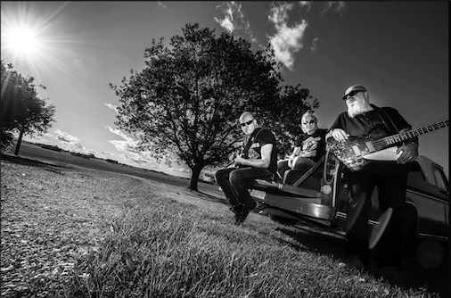 PREMIERE: BÜRNER New Album 'Baptized In Gasoline' - Streaming Now!