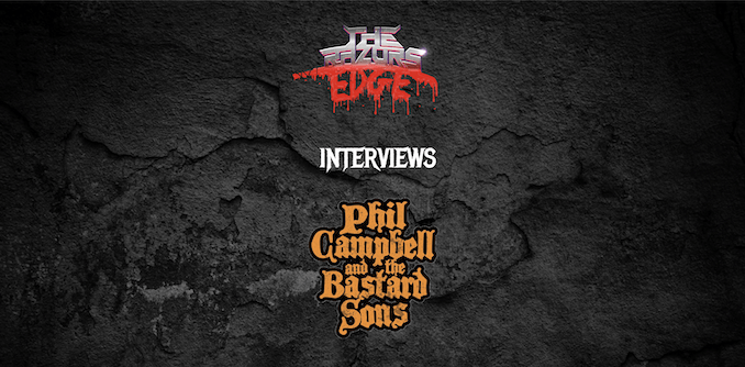 Interview: Tyla of Phil Campbell and the Bastard Sons