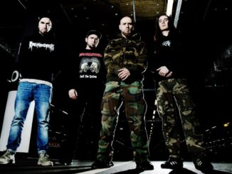 PREMIERE: INFILTRATION New Album 'Point Blank Termination' - Streaming Now!