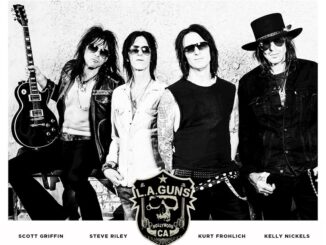 Album Review: L.A. Guns - Renegades