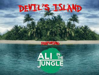 DEVIL'S ISLAND featuring Ali In The Jungle