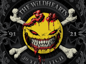 The Wildhearts - Announce Double Live Album '30 Years Itch'