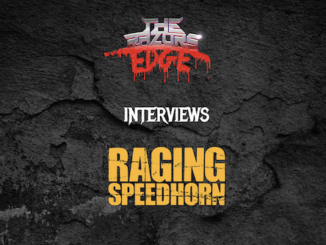 Interview: Gordon Morison of Raging Speedhorn