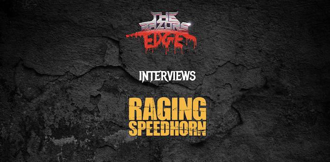 Interview: Gordon Morison of Raging Speedhorn