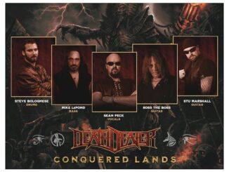 Album Review: Death Dealer - Conquered Lands