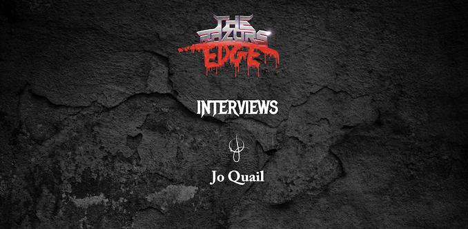 Interview: Jo Quail
