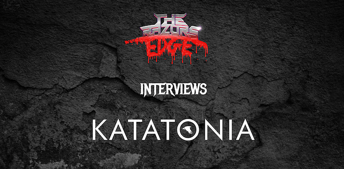 Interview: Niklas of Katatonia