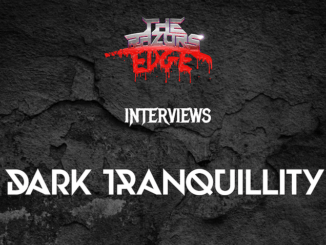 Interview: Mikael Stanne from Dark Tranquillity