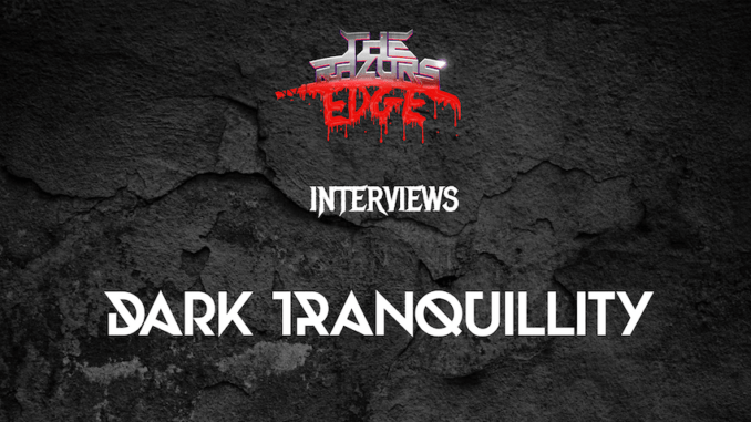 Interview: Mikael Stanne from Dark Tranquillity