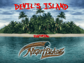 DEVIL'S ISLAND featuring Nightblade