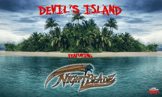 DEVIL'S ISLAND featuring Nightblade
