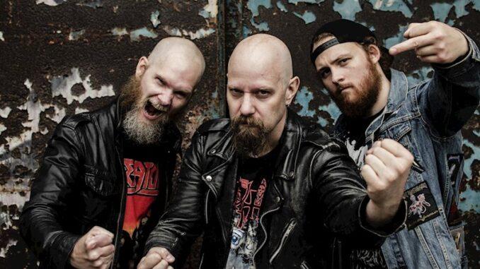 Album Review: Warfect - Spectre of Devastation