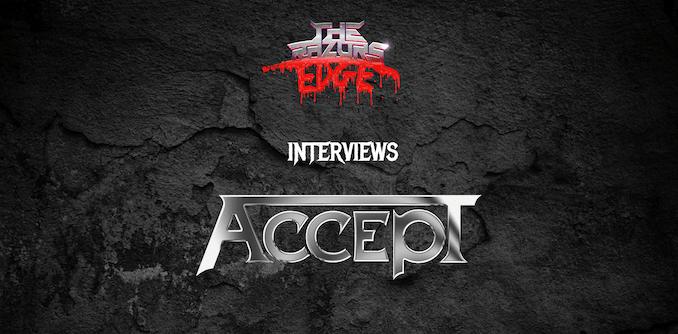 Interview: Wolf Hoffman, Guitarist of Accept