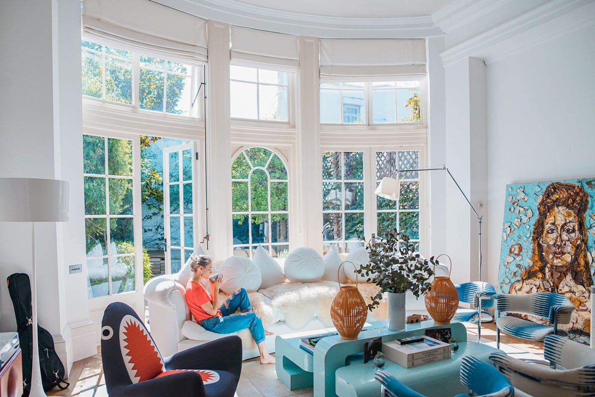 10 Ways to Love Your Rented Home post Lockdown No Painting Required