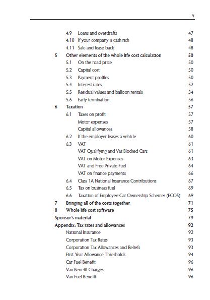 WLC contents 2