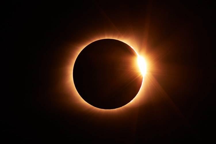 6 Ocak Oğlak Burcunda Güneş Tutulması