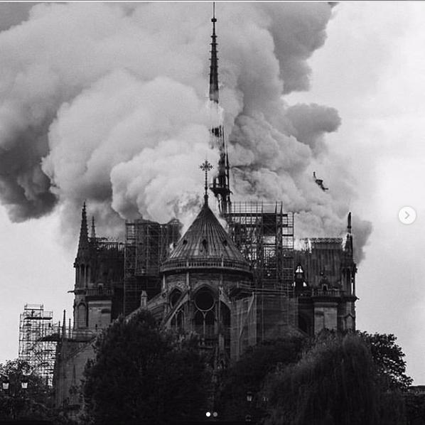Notre Dame Katedrali Yangını Hk Astrolojik İnceleme