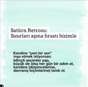 Satürn Retrosu Part 1