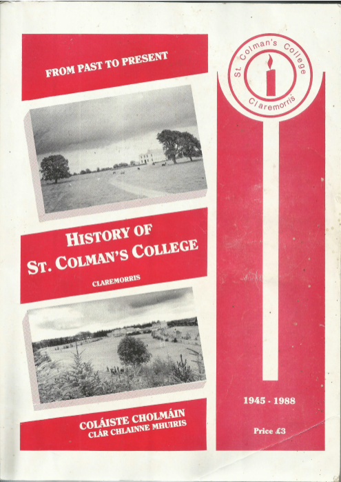 History of St Colmans College