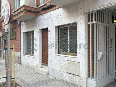Calle de Ángel González Tejedor 4