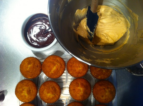 burro di arachidi e cioccolato