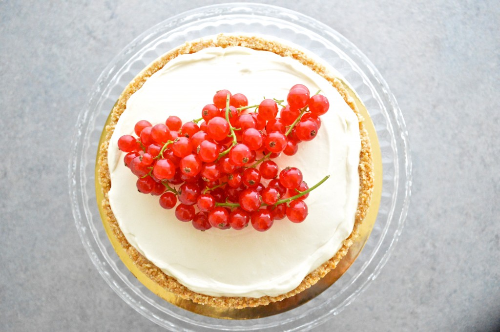 Cheesecake senza forno