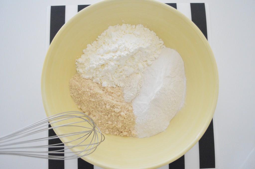 Mix di farina senza glutine