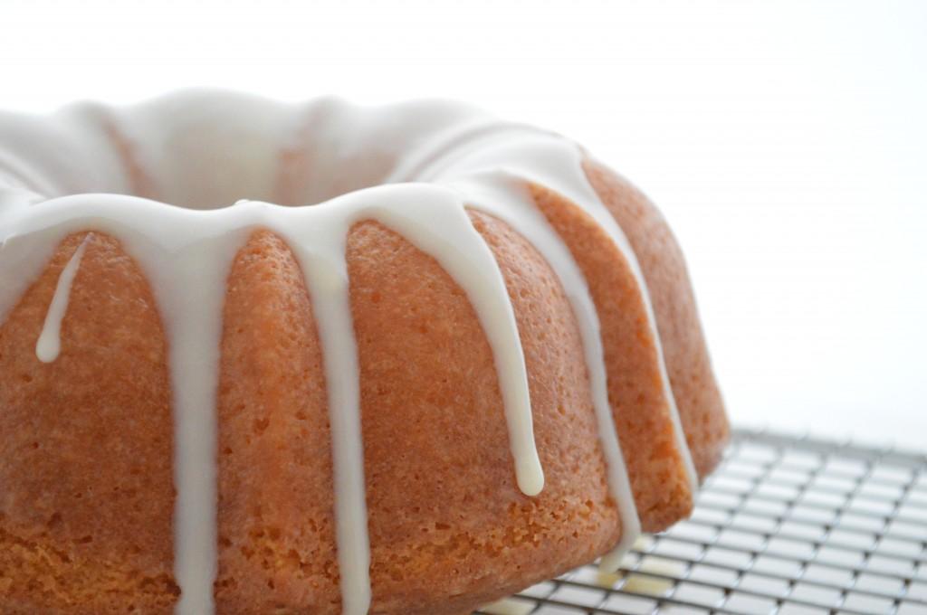 Bundt cake al cocco
