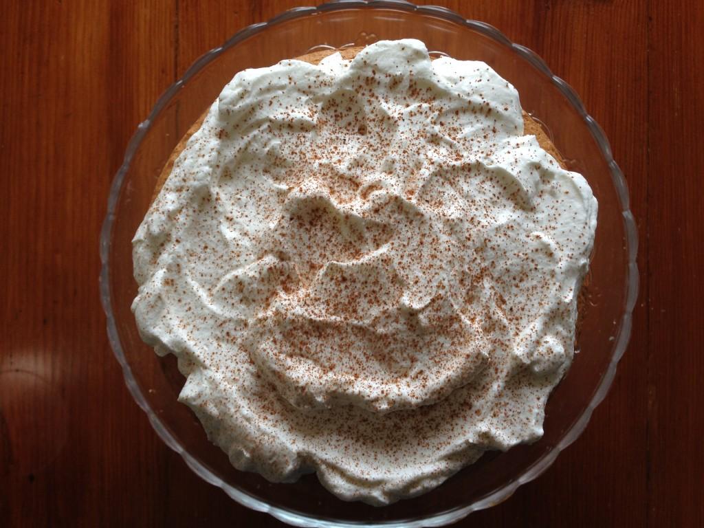 Chiffon Cake alla Mela