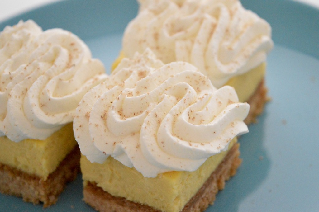 Cheesecake alle Patate Dolci