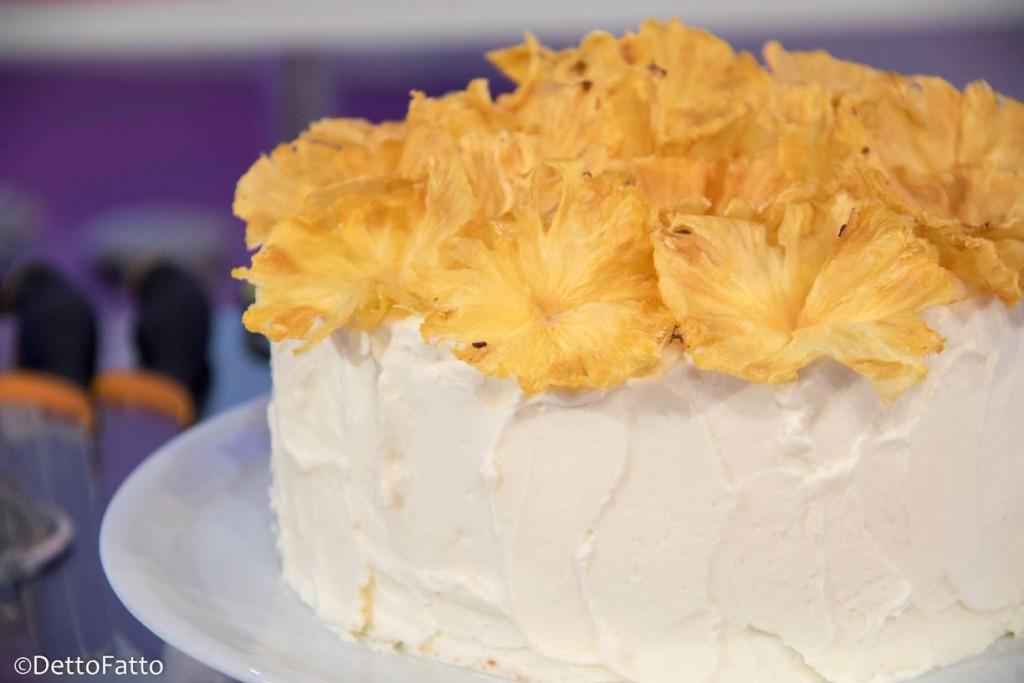 Torta Hummingbird