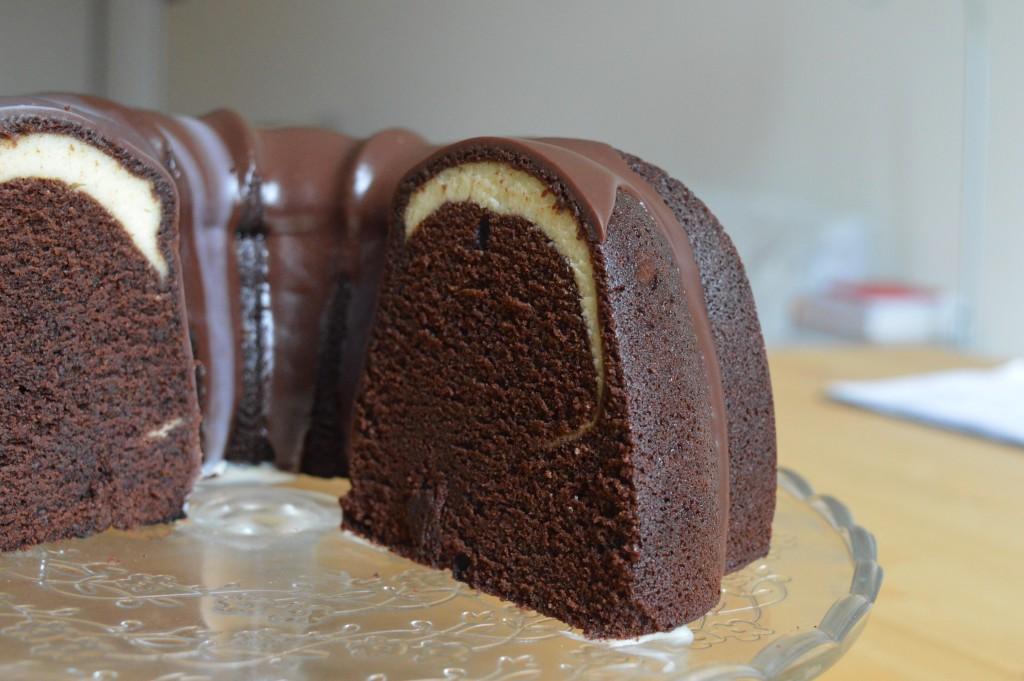 Bundt Cake ripiena