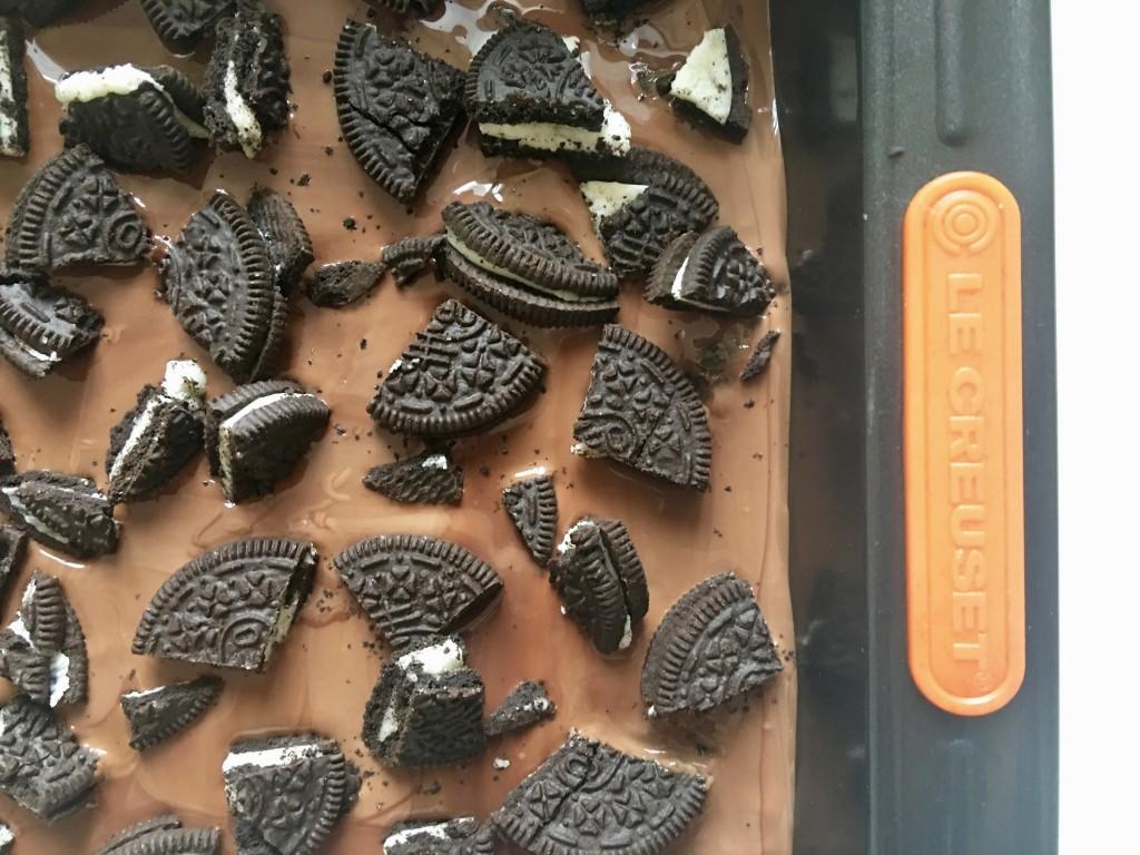 Quadratini al Cioccolato