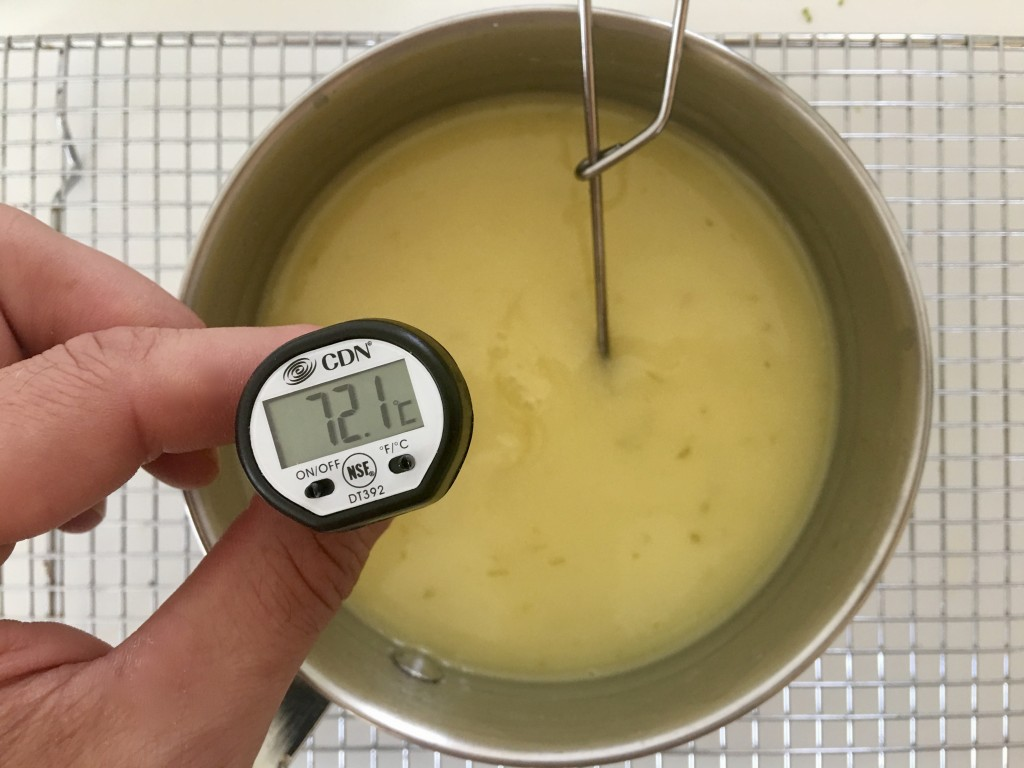 Cheesecake al Lime senza forno
