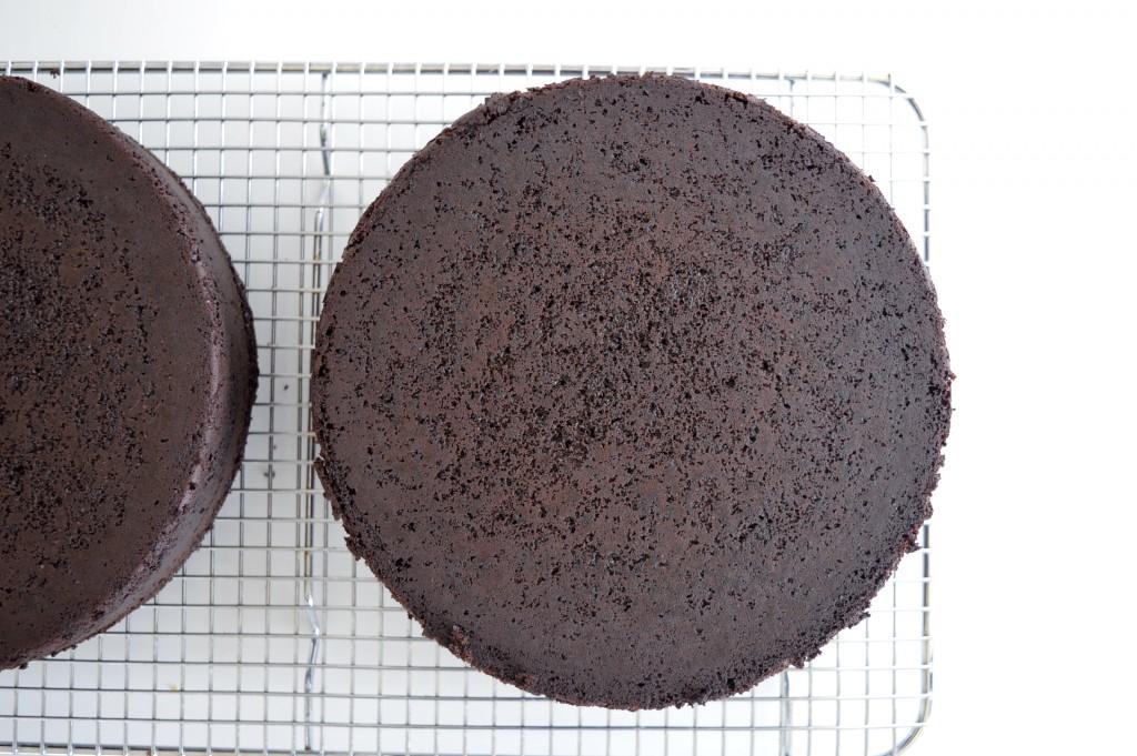 Torta Devil's Food