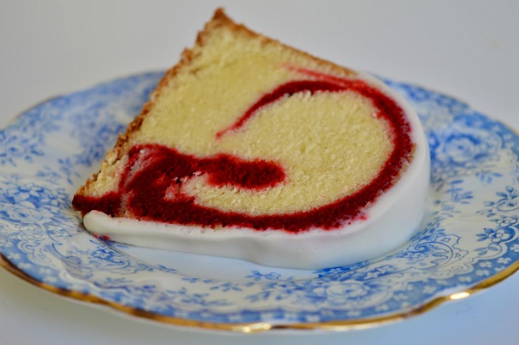 Bundt Cake Red Velvet Marmorizzata