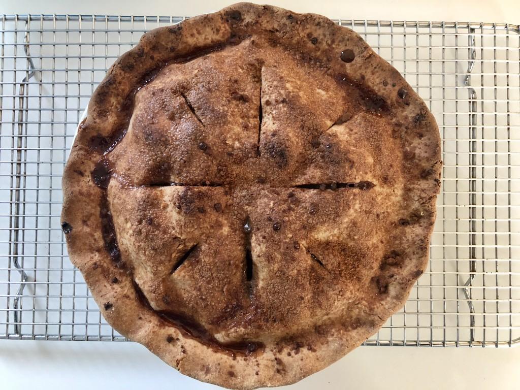 Apple Pie Vegana