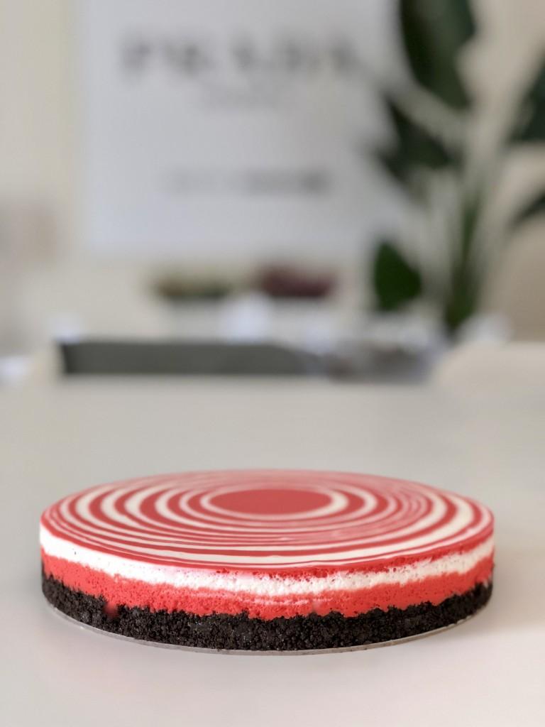 Cheesecake Red Velvet Zebrata
