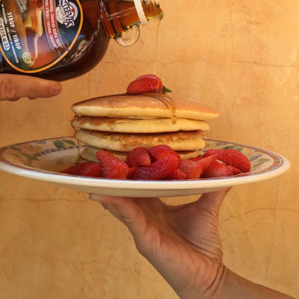 Pancakes Perfetti