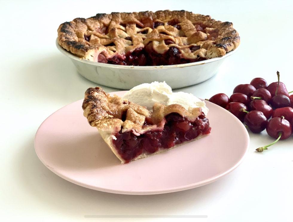 Cherry Pie – Crostata alle Ciliegie