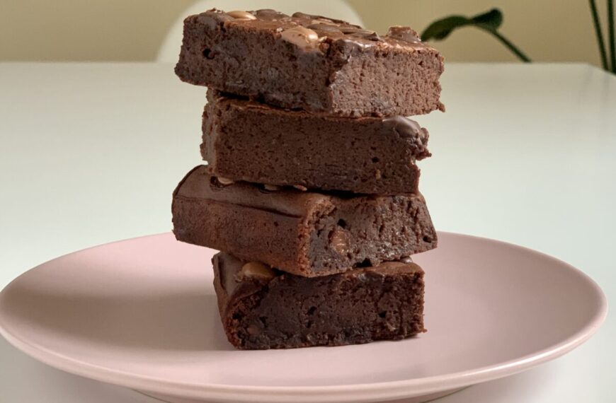 Brownies senza glutine