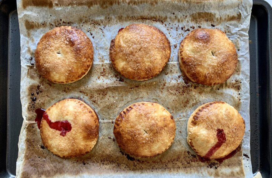 Hand pies alle mele e more