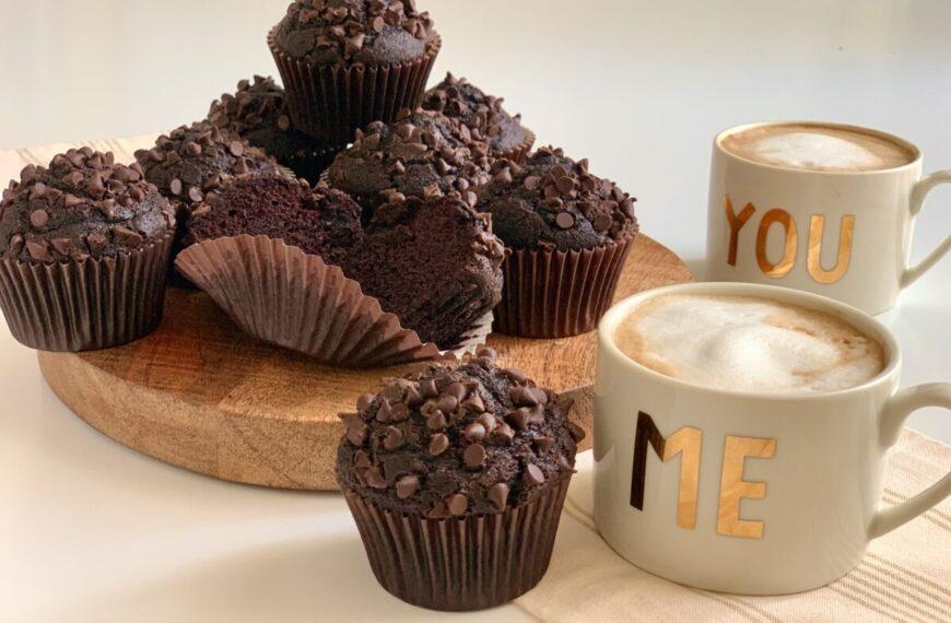 Muffins al Cioccolato express!